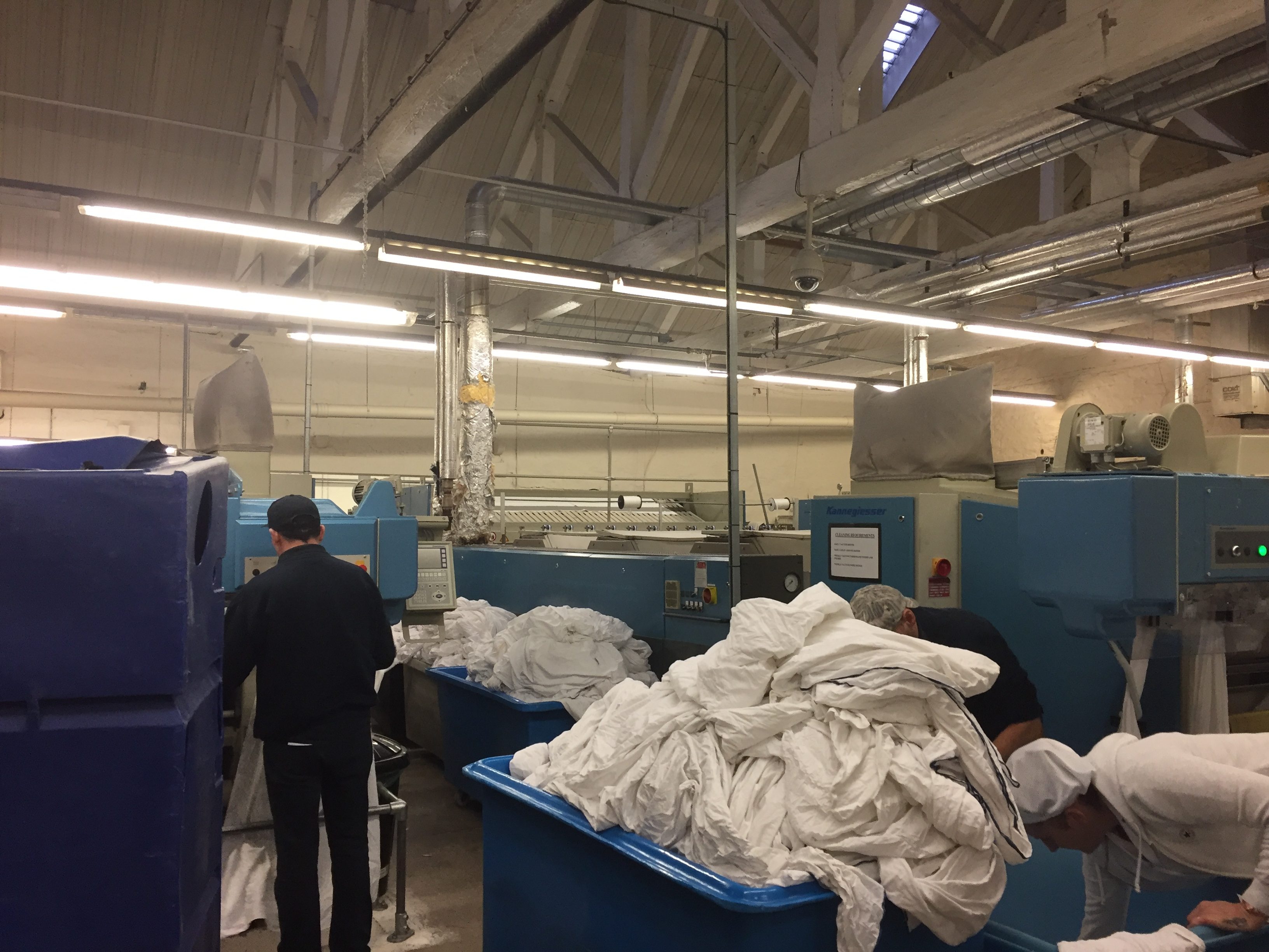 Laundry joins the Hospitality Education