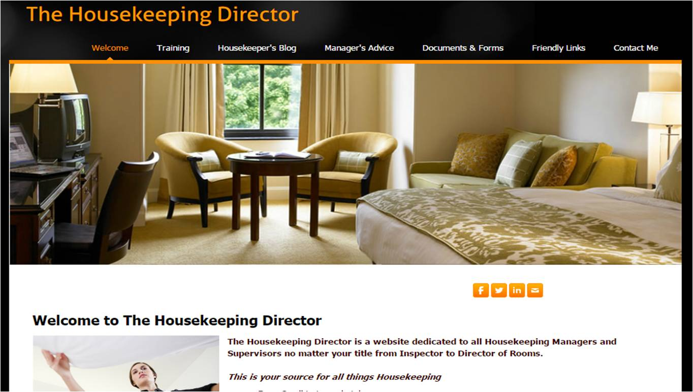 hsk-knowledge.com announces purchase of TheHousekeepingDirector.com