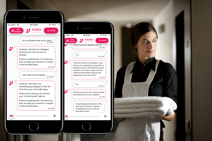 How Chatbots Help Solve Your Housekeeping Frustrations